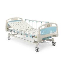 ABS Système fonctionnel à deux lits d'hôpital Prix usine / CE / ISO13485 / ISO9001