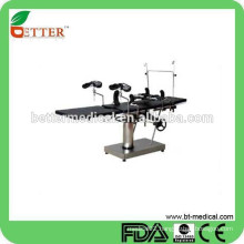 High quality gynecological electric operation table