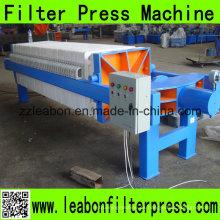 Prensa de filtro hidráulica de la condición de trabajo de alta calidad