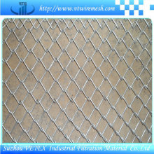 Steel Chain Link Fence with SGS Report