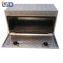Дверца доступа к железному проводу пылезащитный первичный алюминиевый ящик для инструментов грузовика