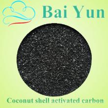 Carbón activado a base de cáscara de coco de 1030 valores de yodo para el importador de carbón activado