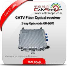 CATV Волоконно-оптический приемник / 2-Way Optic Node или-2gw