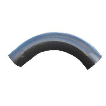 Coude de cheminée de chaudière de garnitures de tuyau d'acier inoxydable de carbone