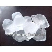Usine de silicate de sodium solide en Chine