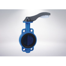 DIN3202 Ductile Iron Butterfly Valve