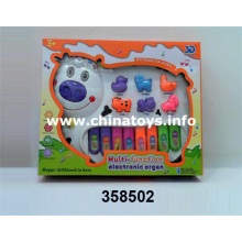 2016 juguete del instrumento musical, juguete musical plástico (358502)