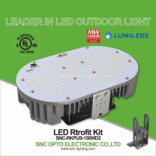 5 лет UL гарантированности 150W светодиодный комплект для замены галоида металла 400W