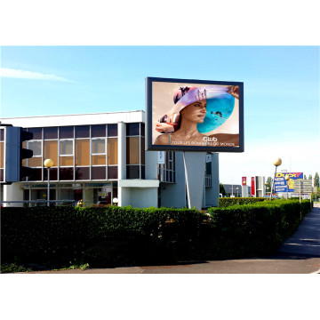 P5.33mm High Brightness Outdoor Billboard LED Display
