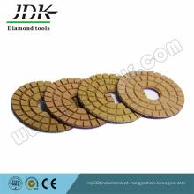 Almofada de Polimento de Piso para Polimento de Granito e Mármore