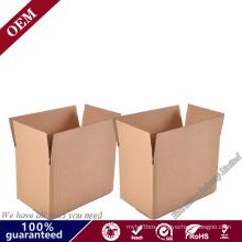 Wholesale Custom Large Fold Moving Corrugated Packaging Box Paper Carton