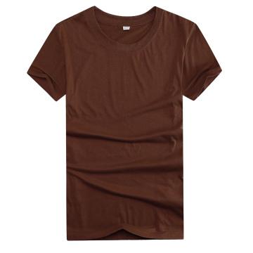 Werbe Billig Plain Blank 100% Baumwolle T-Shirts