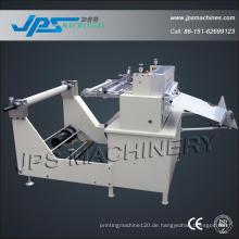Jps-600b Micrcomputer Papier, Film, Etikett Automatische Folienmaschine