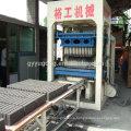 Yugong automatic & hydraulic press concrete brick making machine