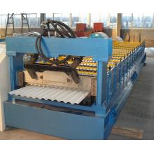 Drywall galvanizado usado Omega perfil leves Steel Framing fria Máquina Perfiladeira