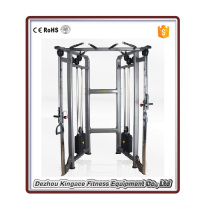 Commercial Gym Equipment Adjustable Double Pulley Machine