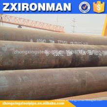 tubos de acero AISI 1020