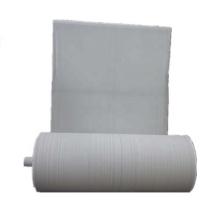 Virgin new material white pp woven fabric rolls pp woven bag roll
