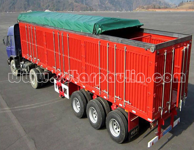 Truck Cover Poly Tarp