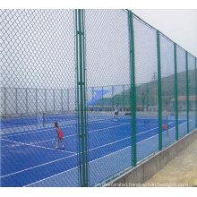 Good Quality High Frame Chain Link Mesh Fence (TS-J37)