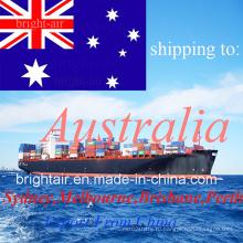 Логистический оператор океан морские перевозки грузов экспедитор из Китая в Австралию