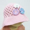 Новейшая детская шапочка для вязания крючком Beanie Kids Hat