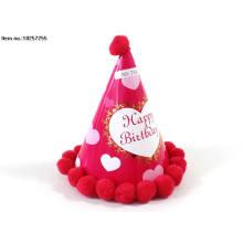 Бумага с Днем Рождения шляпа игрушки для детей