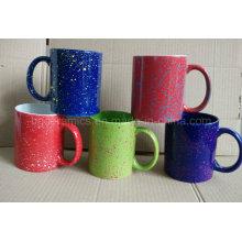 Ceramic Mug with Spray DOT