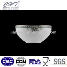 A041 Fine bone china home decoration porcelain dinner bowl