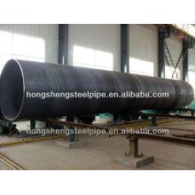 EN10025-3 Tubo / tubo de acero soldado con carbono de gran diámetro de S355ML Q345E