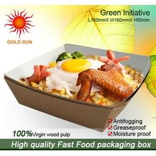 Paper Boxes for Food, Fruit and Vegetable Delivery