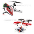 Volantex nice design Remote control four axis vehicle with air pressure and constant altitude