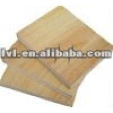 Panel de madera contrachapada de pino shandong a la venta