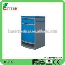 ABS material Medical Bedside locker