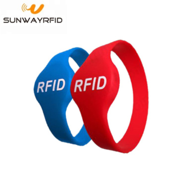 MIFARE Ultralight EV1 NFC RFID siliconen armband