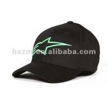 Star Embroidery Full Size Fashion Baseball Cap