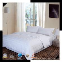 Satin Strip Cotton Fabric Hotel Textile (WS-2016166)