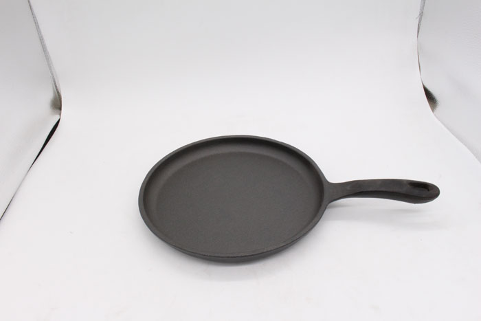 Round Cast-iron Griddle