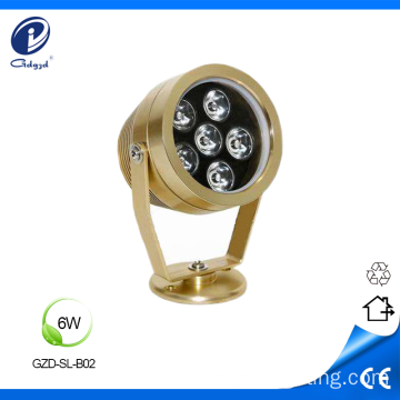 Lámpara led spot 6W mini IP65 ourdoor