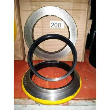 Concrete Pump Parts Wear Plate Cutting Ring