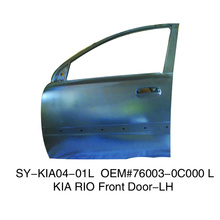 Front doors for Kia Rio-LH