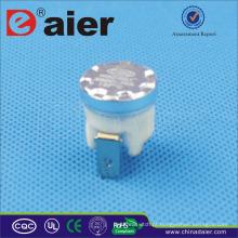 Termostato da restauração da série KSD301 10 / 15A 250VAC 50 ~ 180 graus KSD301-PR2, circuito do disjuntor do carro *