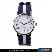nylon watch strap men hand watch