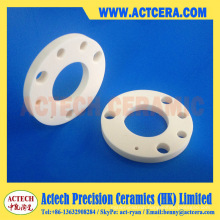 High Purity/99% Al2O3 /99.5% Alumina Ceramic Spacer/Washer CNC Machinig