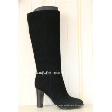Sexy High Heels Leather Women Boots for Fashion Ladies