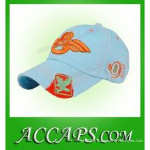 Bonnets de baseball en broderie 3D