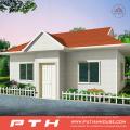 Low Cost Light Steel Villa House as Prefab Building