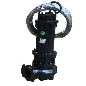 Bomba de aguas residuales sumergible portátil de alta presión doméstica del mejor precio