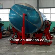 Rollenträger zum Drehen des elliptischen Tanks