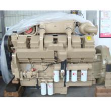 Motor diesel KTA38-G2 com refrigeração de água de 1112kw